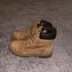 Boys 6.5 Timberland Boots